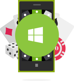 Gambling with a Windows Phone