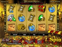 Treasure Room Slot View