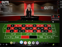 Guts Casino Roulette Screenshot