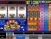 Cash Slash Slots View