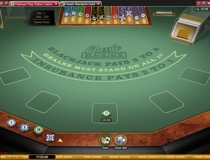 Blackjack Table View