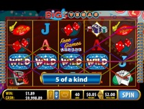 Big Vegas Slot View