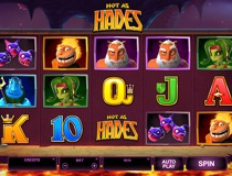 Hot As Hades Slot View