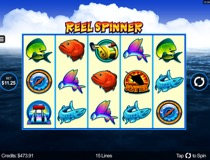 Reel Spinner Slots View