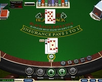 Thrills Casino Online Blackjack Screenshot