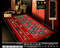 Tonybet Roulette Table Screenshot